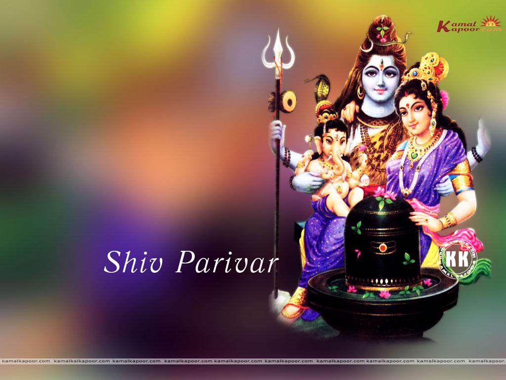 Shiv Parivar Wallpapers FREE God Wallpaper 1024x768