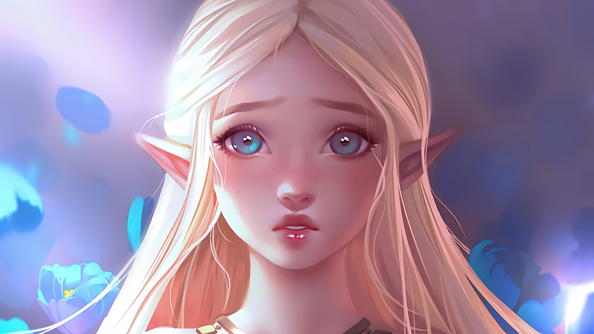 Princess Zelda The Legend of Zelda 7 Wallpapers 1920x1080