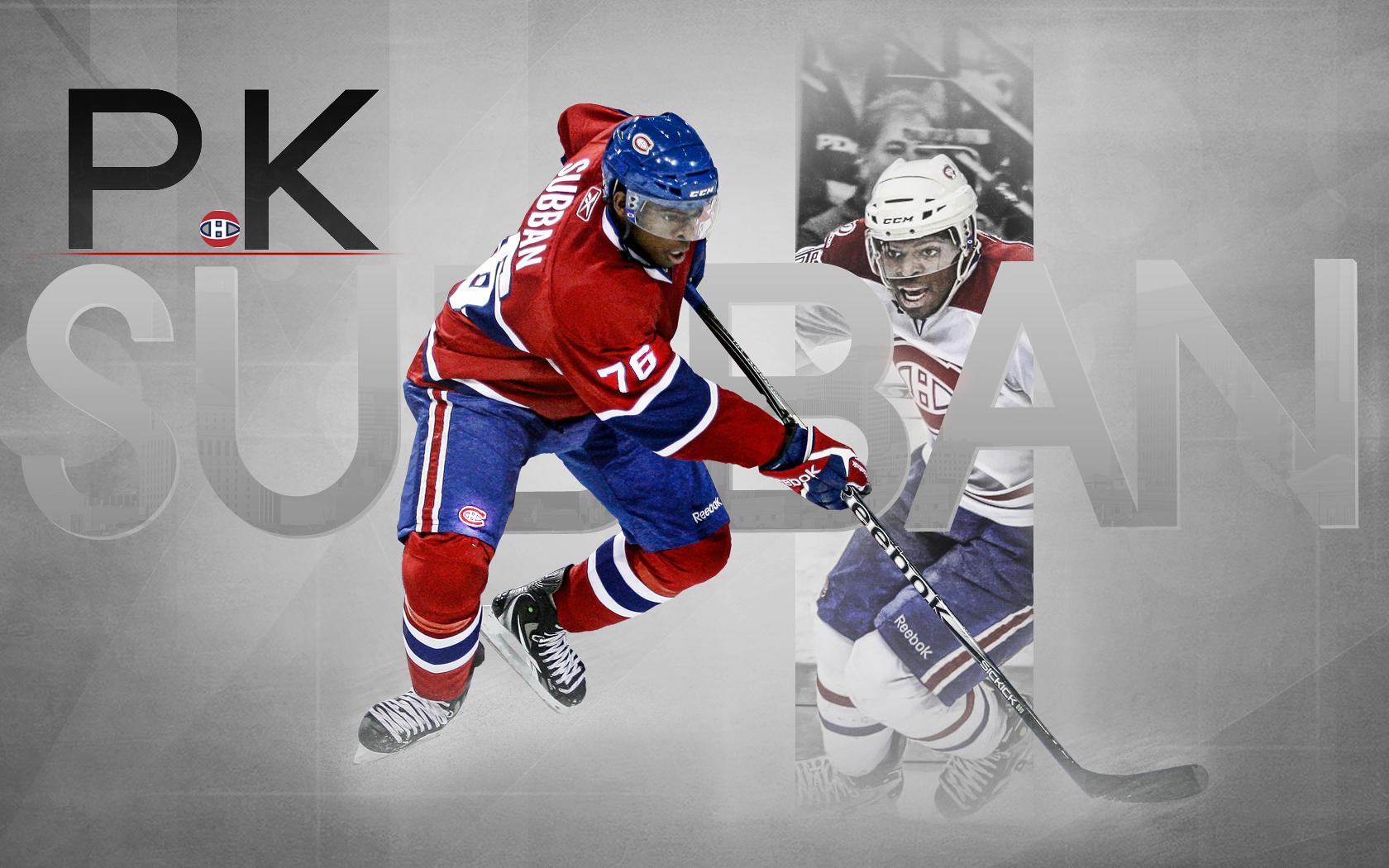 PK Subban Wallpaper Montreal Hockey Canadiens 22 HD 1680x1050