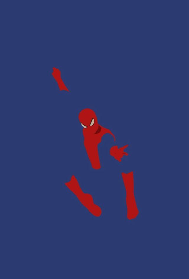download Spiderman Logo Wallpaper Iphone 5 iphone 5 spiderman 640x944