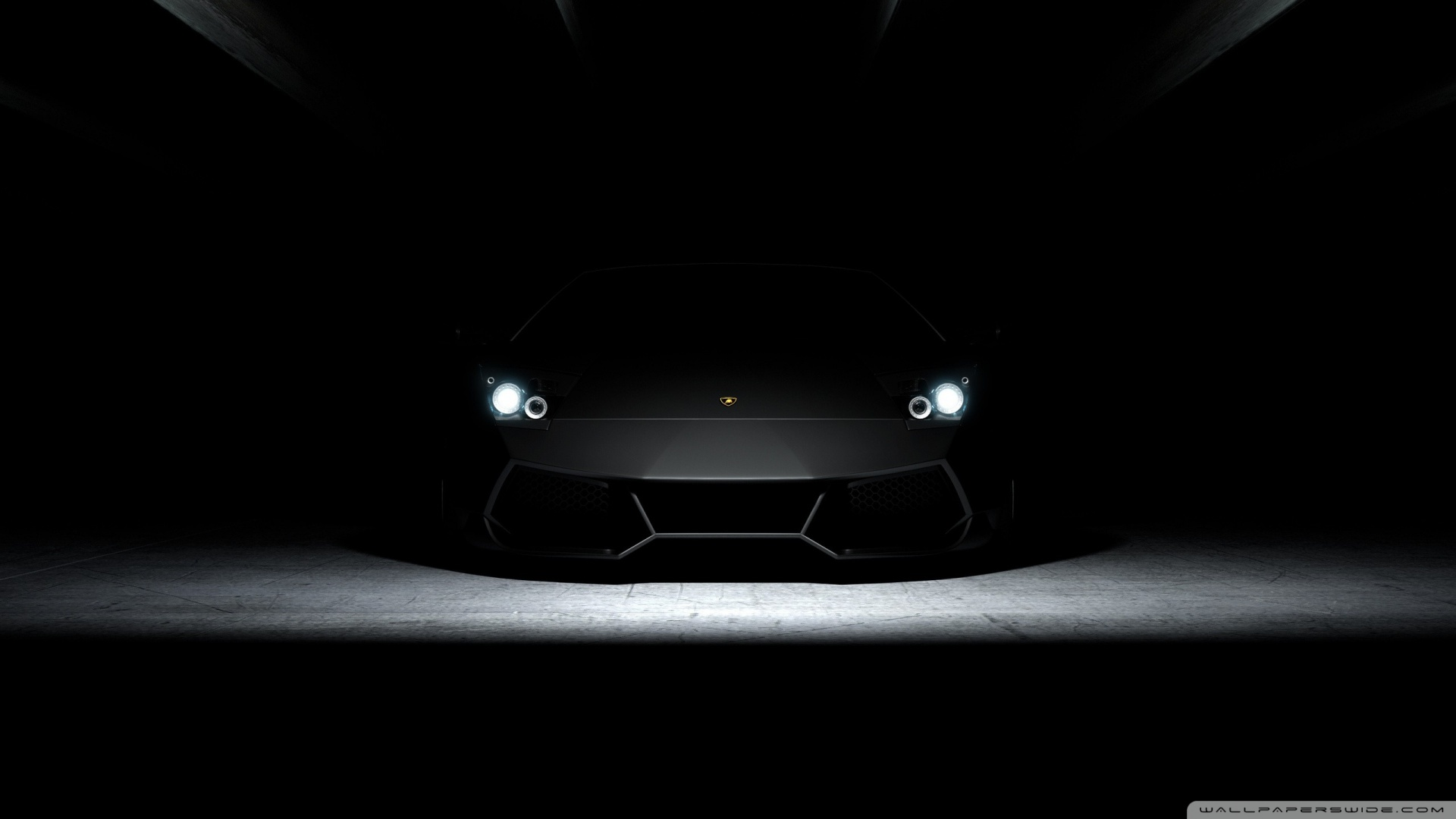 Lamborghini Dark HD desktop wallpaper High Definition 1920x1080