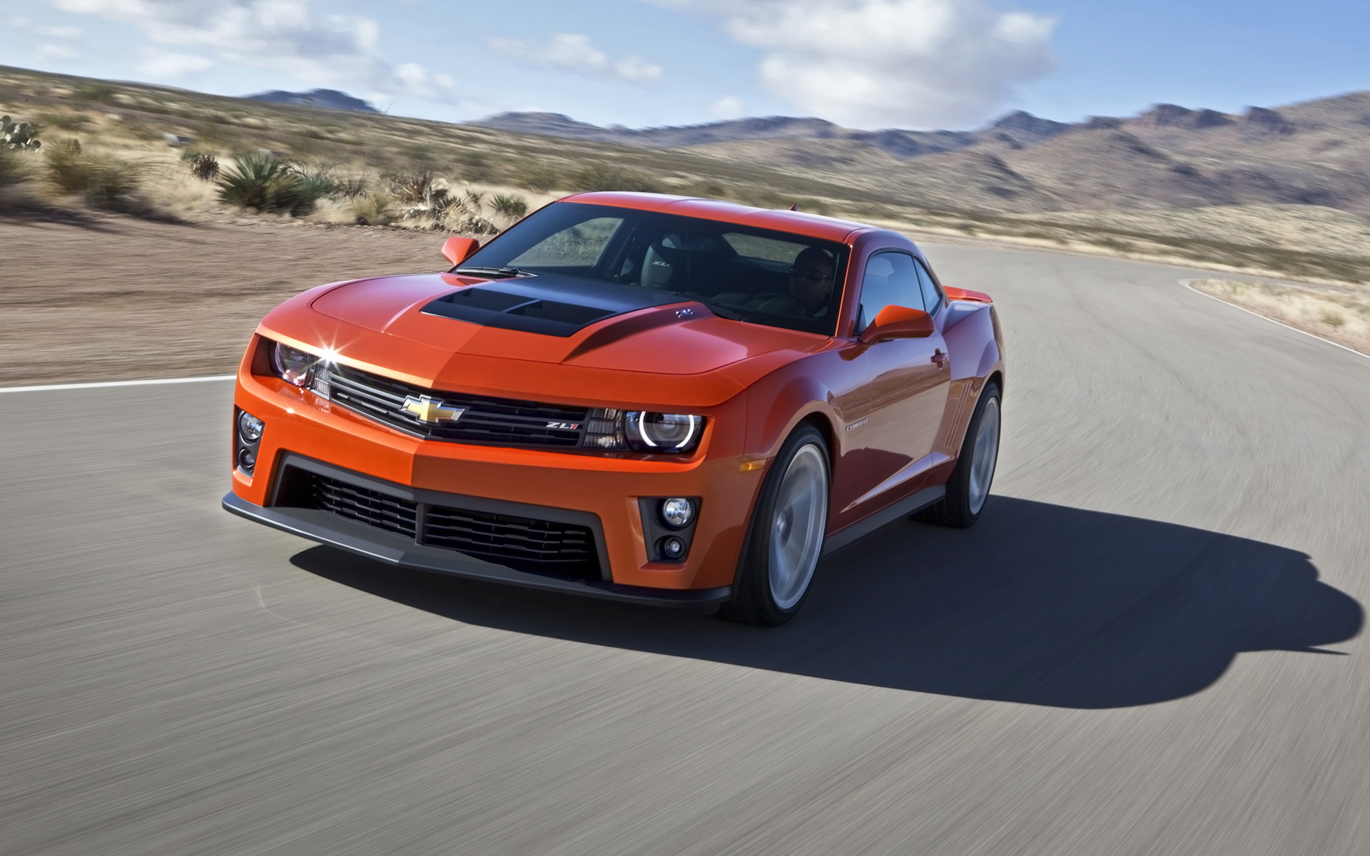 2014 Chevrolet Camaro ZL1 Coupe Wallpaper   iBackgroundWallpaper 1920x1200