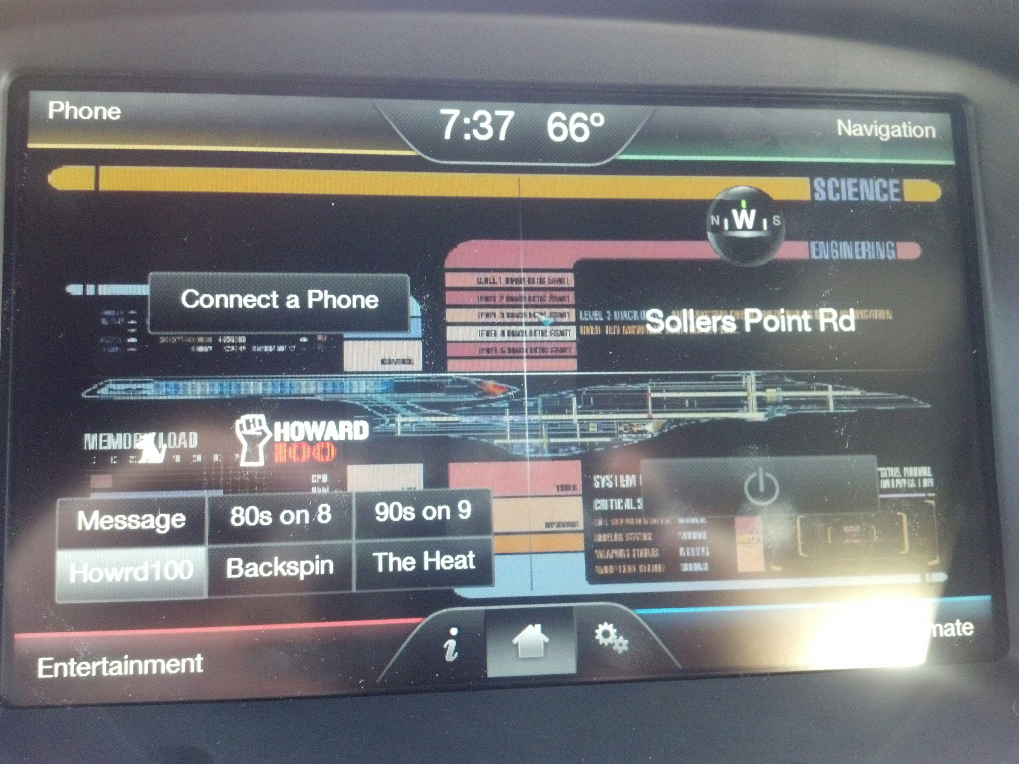Ford SYNC Touch 800X384 Wallpaper myford touch wallpaper download 3264x2448