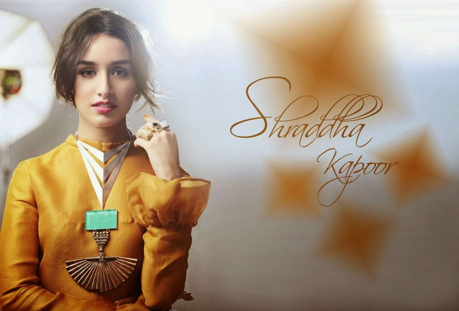 Cute Face Shraddha Kapoor Wallpaper  Download 1600x1082