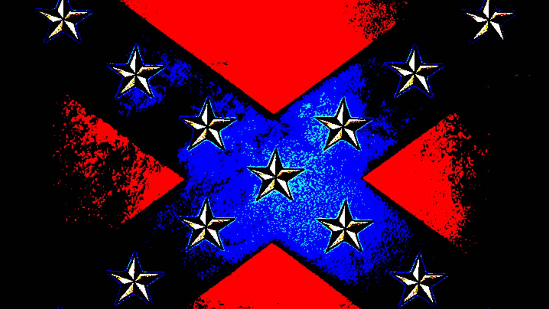 Confederate Flag Wallpaper Background 1920x1080