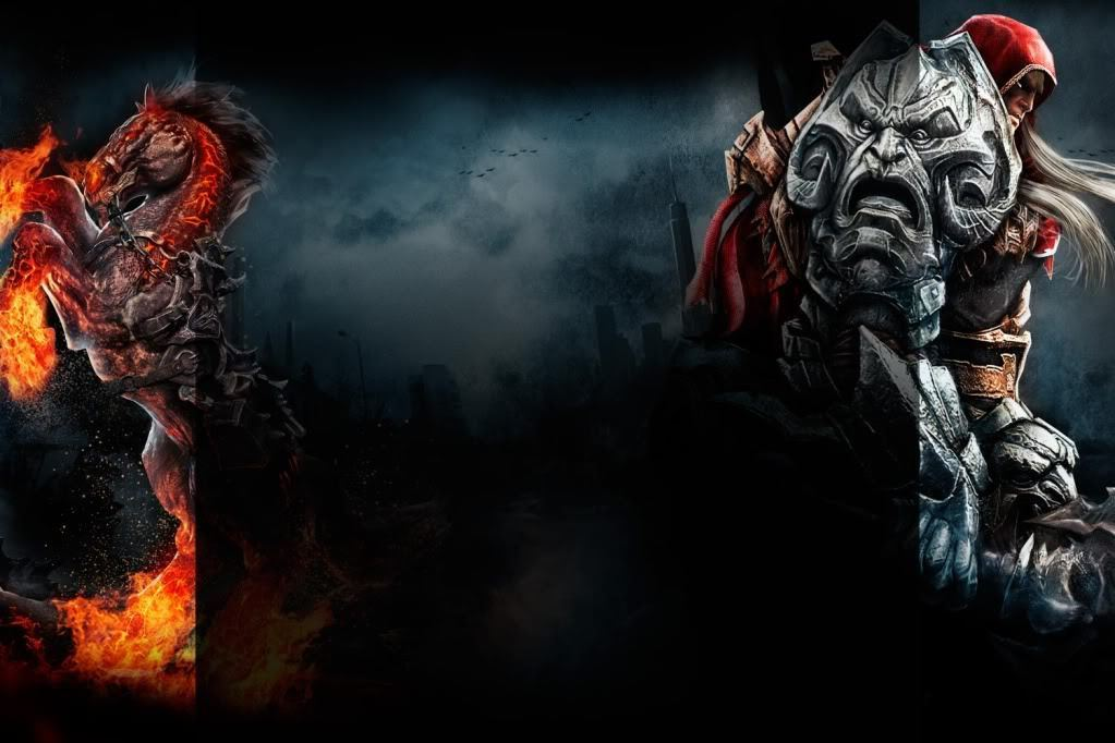 Darksiders images Darksiders wallpaper photos 10468177 1023x682