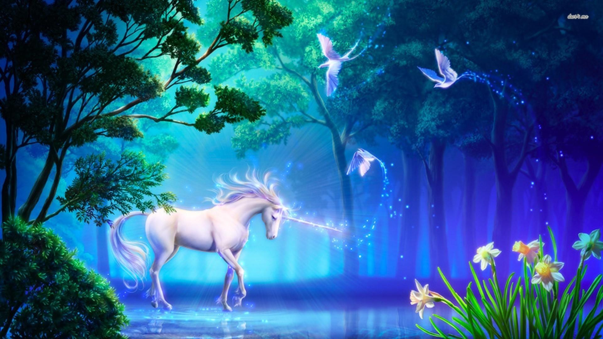 47 Free Unicorn Wallpapers On Wallpapersafari