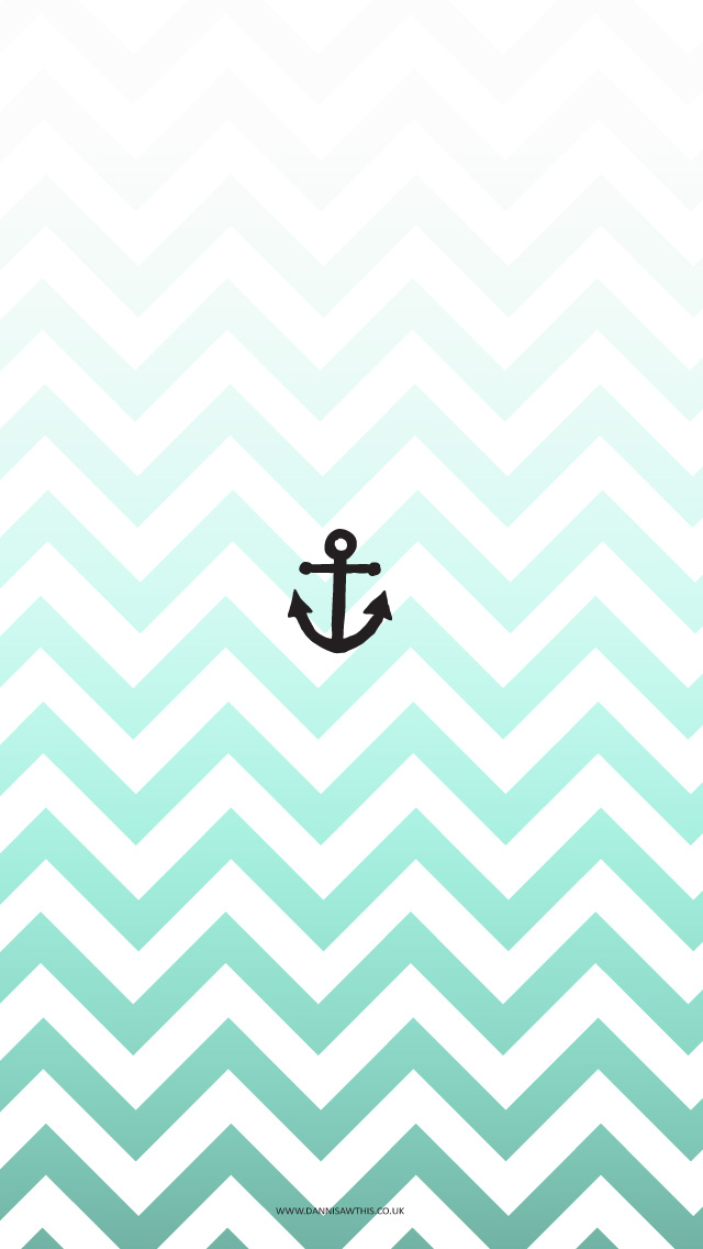 chevron monogram iphone 5 wallpaper - photo #7