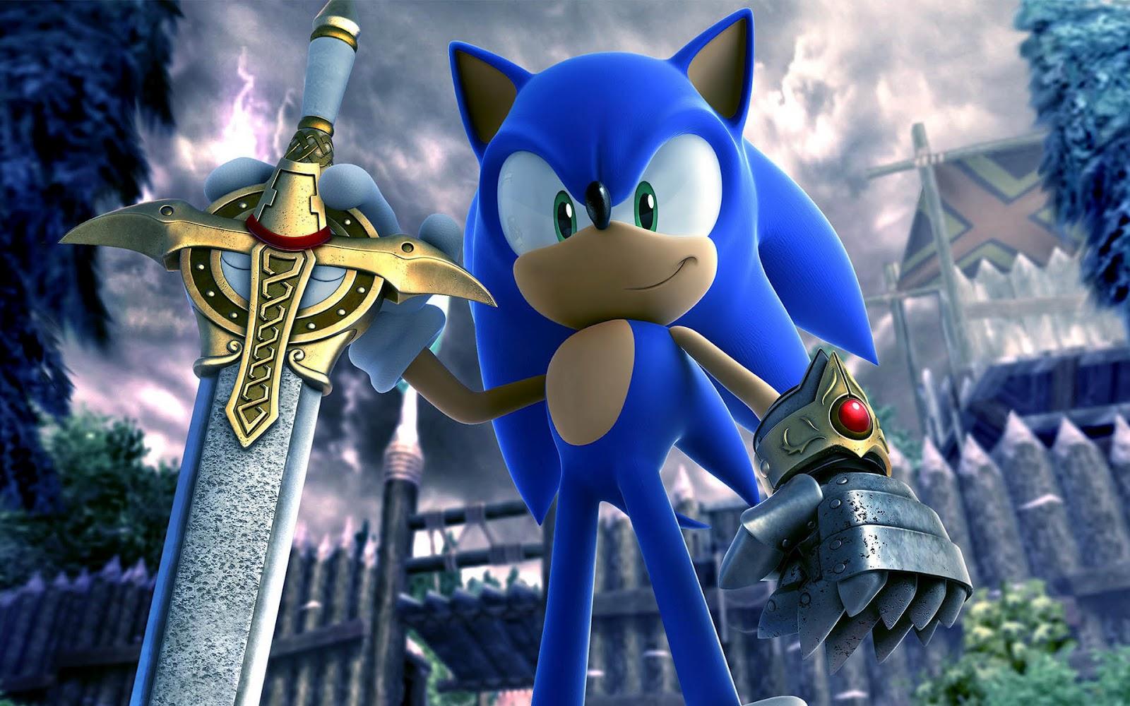 Sonic The Hedgehog Iphone Wallpaper Oscargilabertecom