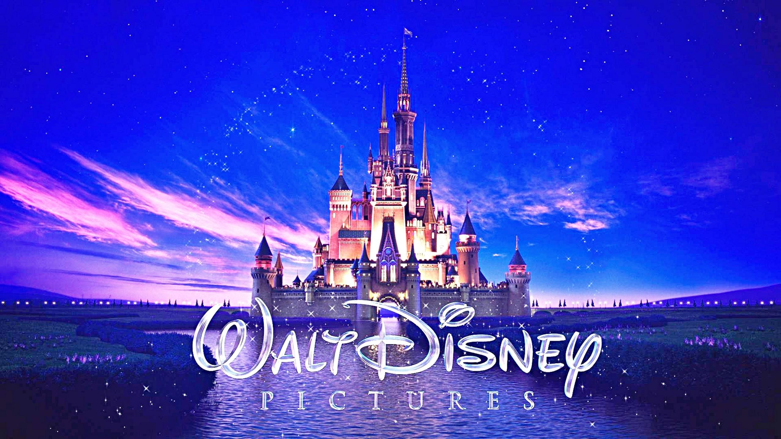 Walt Disney Characters Walt Disney Screencaps   The Walt Disney Logo 2560x1440