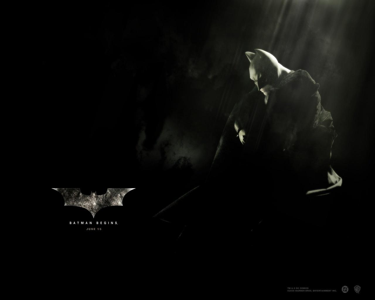 Batman Begins Movie Wallpapers Wallpaper World 1280x1024