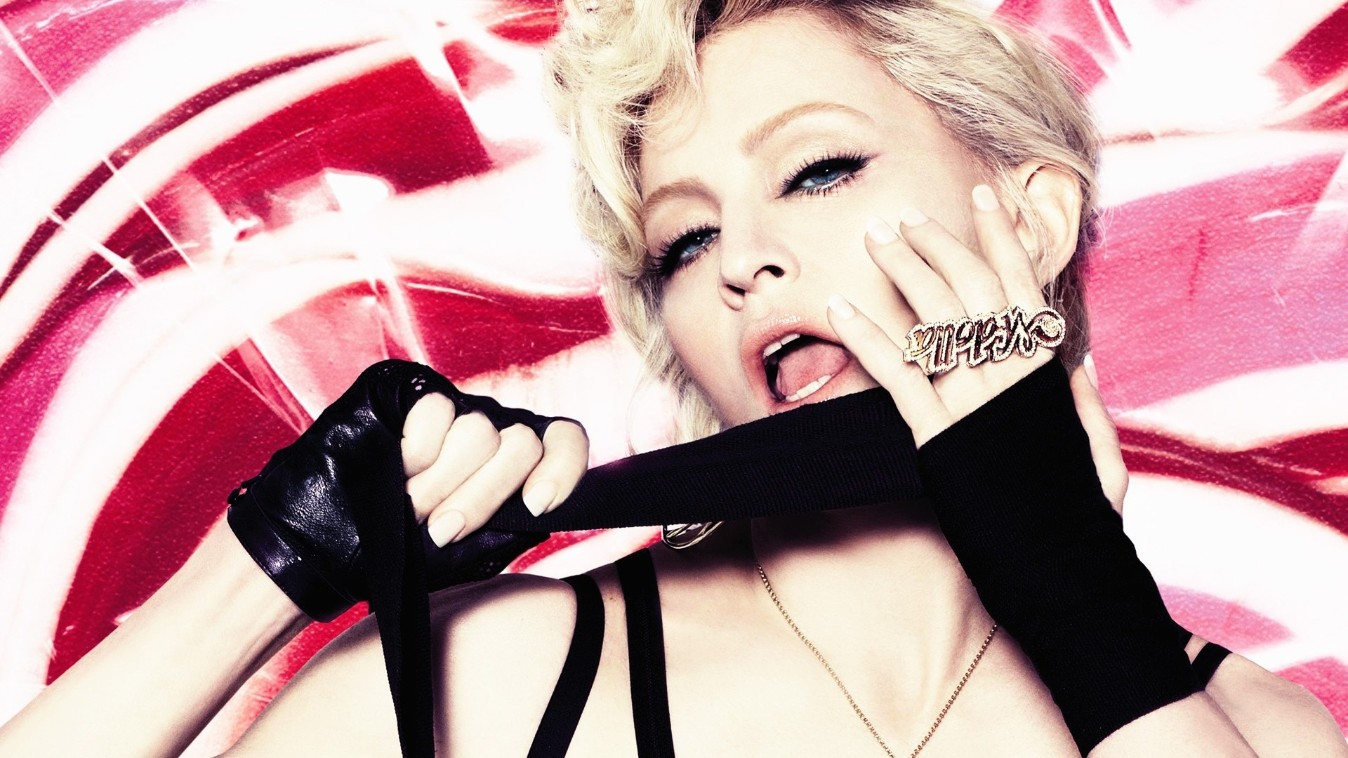immagine desktop cantante madonna gratis