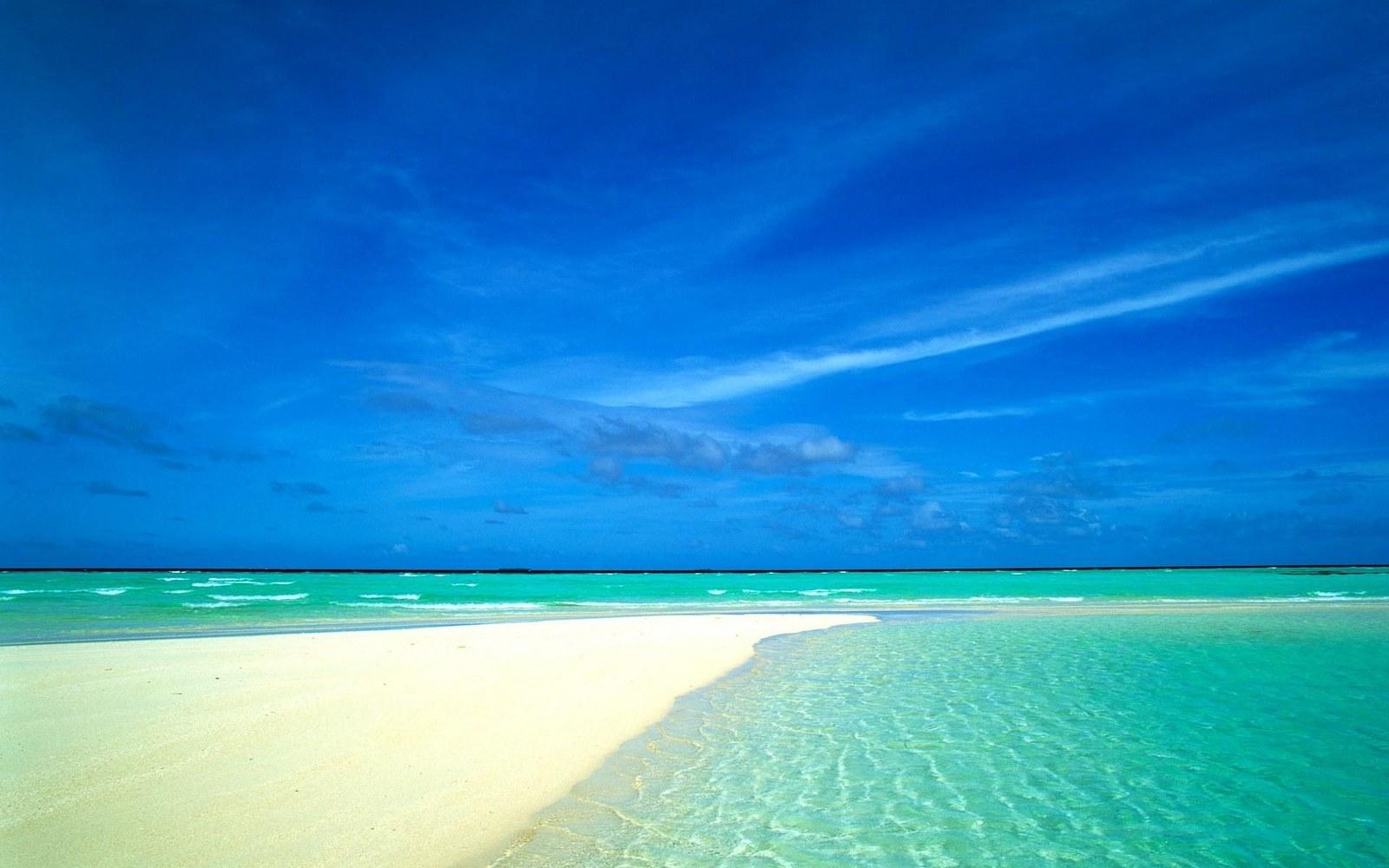 Beach Ocean The Latest Wallpaper wallpapers55com   Best Wallpapers 1600x1000