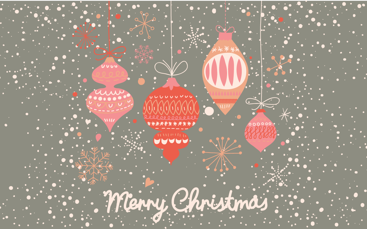 cute Christmas backgrounds   wallpapers images photos 1280x800