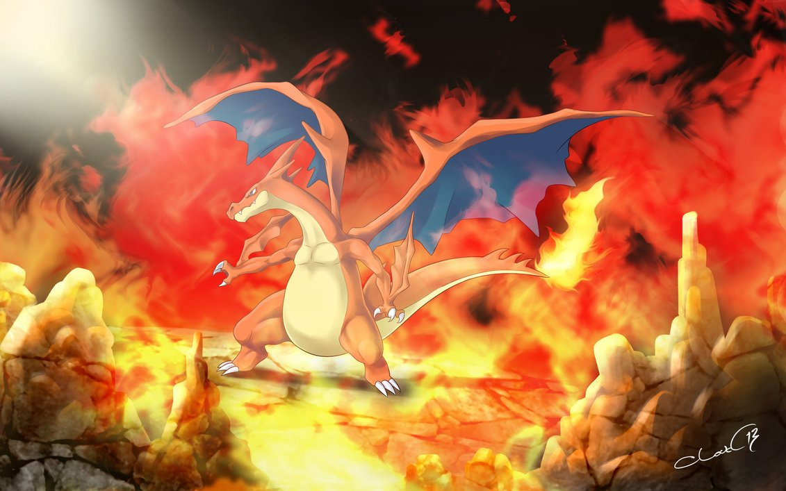 Wallpapers Are Still Related To Wallpaper Mega Charizard X Fire At The 1131x707