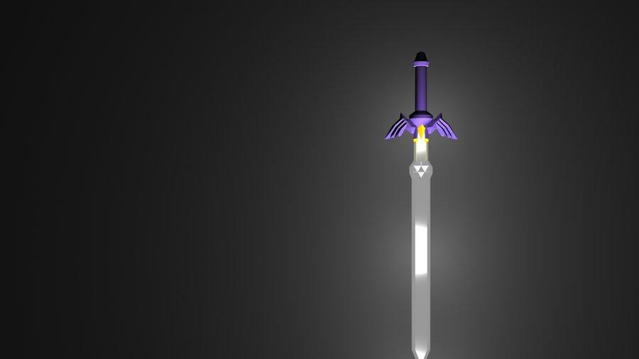 Master Sword Glow Wallpaper by JasonK 94 900x506