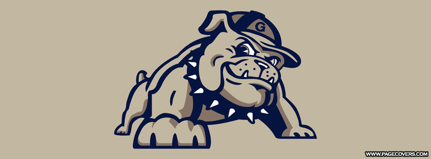 Georgetown Hoyas Mascot Foto Artis   Candydoll 850x315