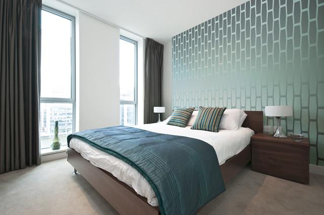 49+] Modern Wallpaper for Bedroom on WallpaperSafari