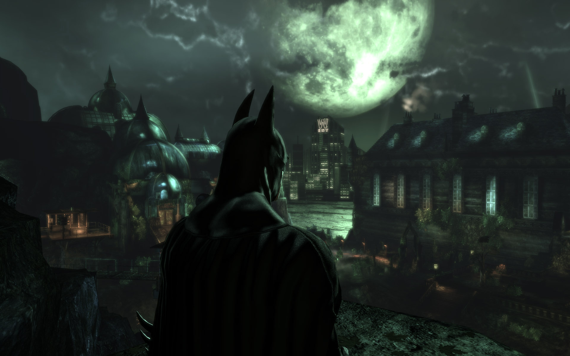 Batman Arkham Asylum Wallpaper in 1920x1200 1920x1200