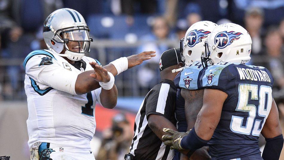 Cam Newton dancing ignites NFLs dumbest debate since Deflategate 950x534