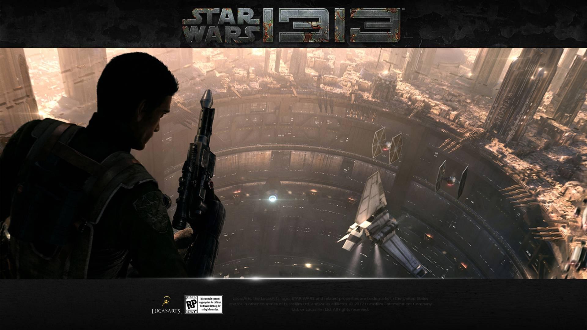 Free Download Hd Wallpapers 1080p Stars Star Wars 1313 Hd