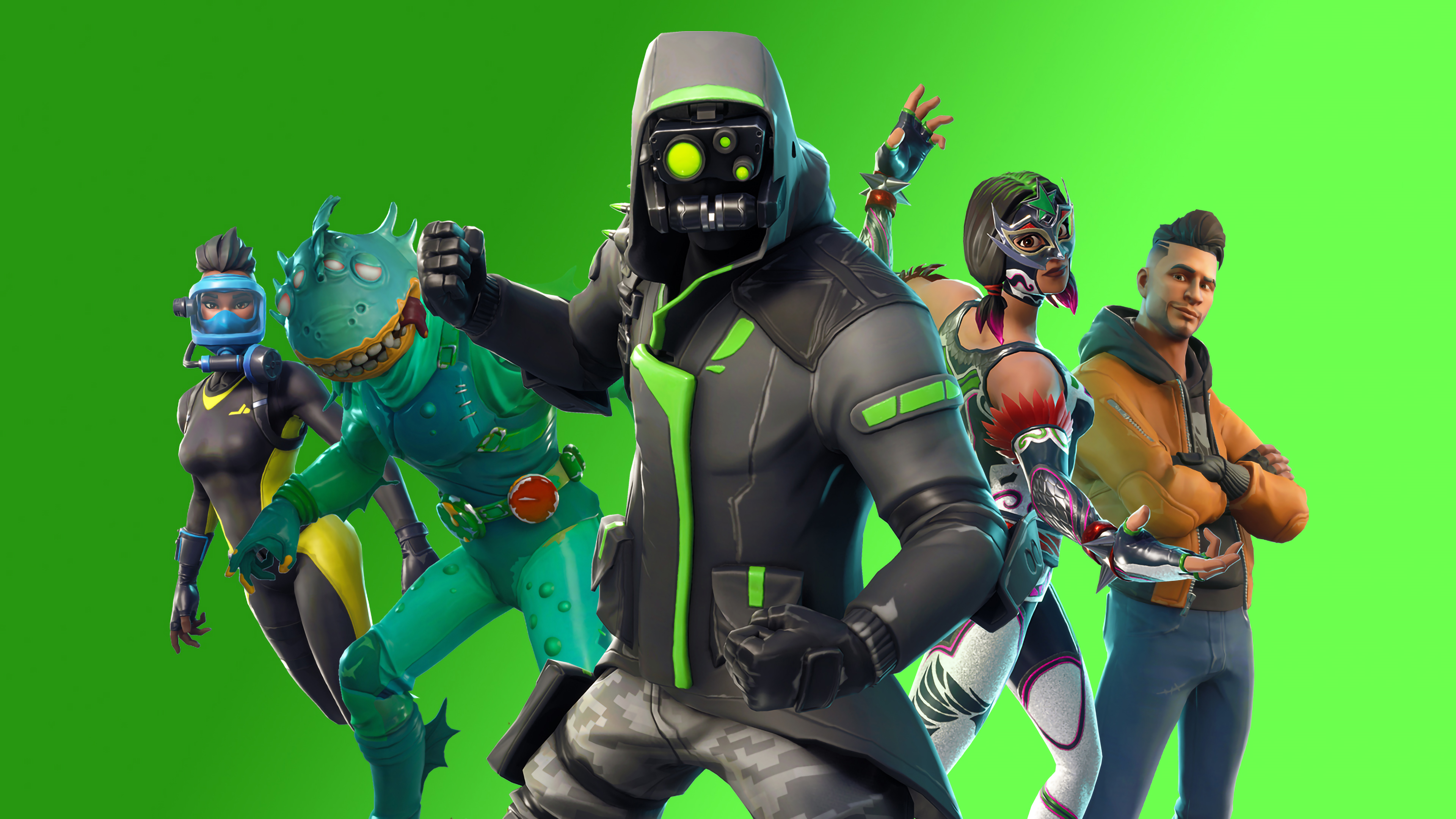 4k Fortnite Wallpaper   Season 8   Fortnite News Skins Settings 3840x2160