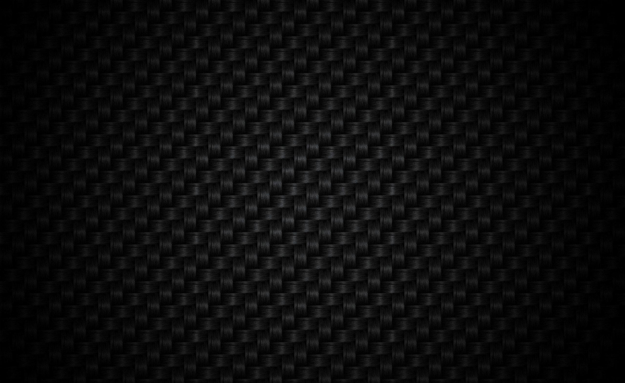 Black Fabric Texture Wallpaper Black leather texture 2560x1570