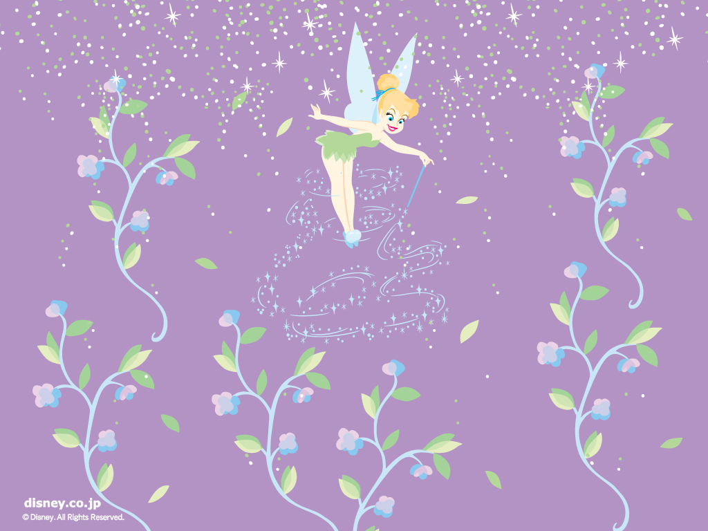 Tinkerbell Wallpaper   Tinkerbell Wallpaper 6227162   Page 1024x768