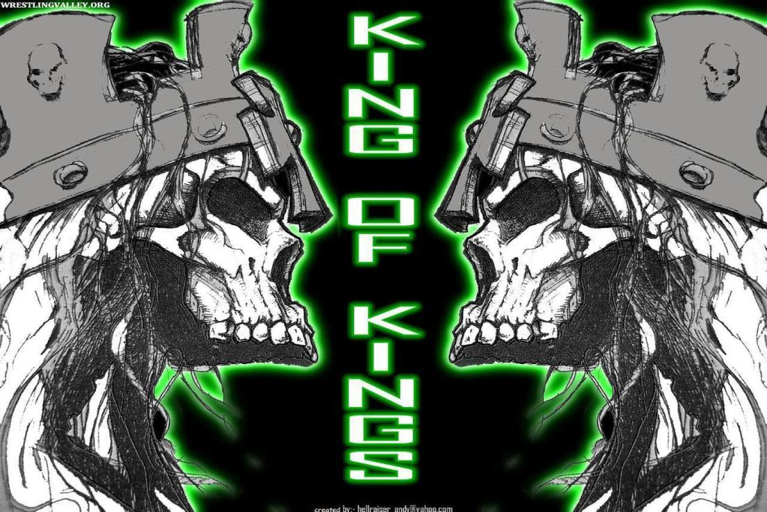 Wallpaper of Triple H King of Kings   WWE on Wrestling Media 1105x737