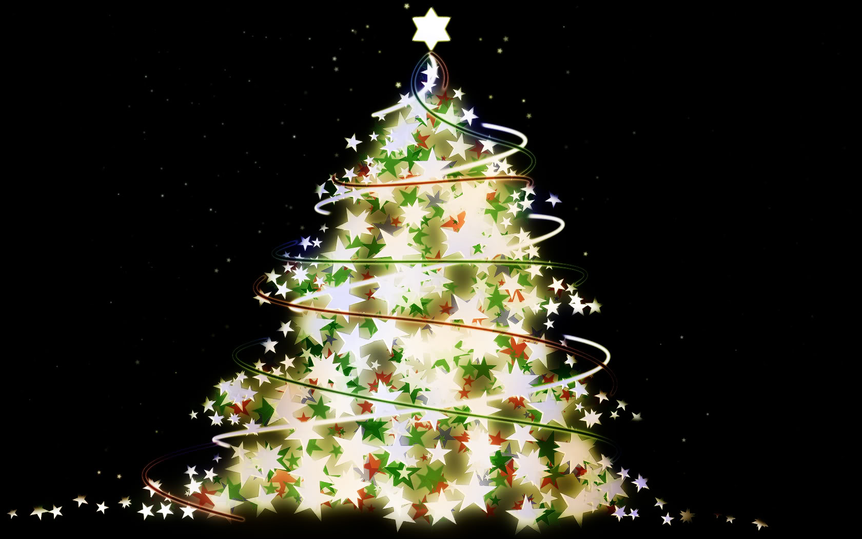 Wallpaper Christmas Tree wallpaper Desktop Wallpaper Christmas Tree 1680x1050