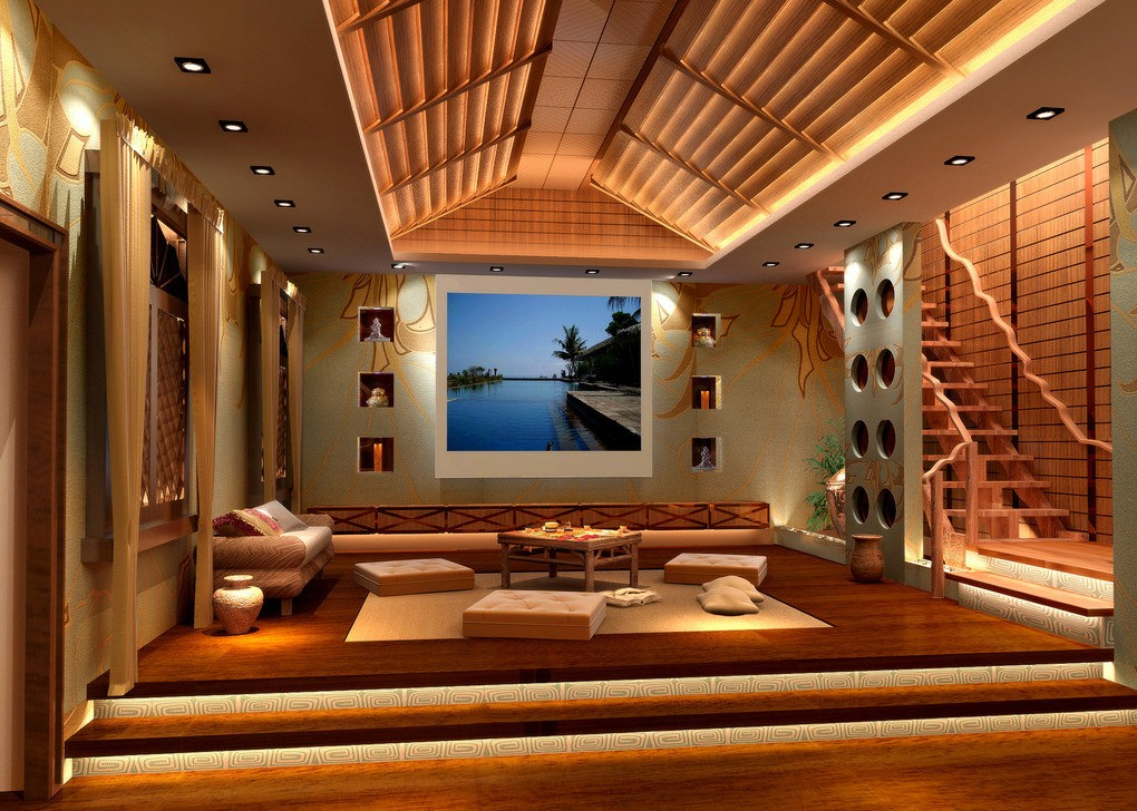 Room wallpaper malaysia wallpapersafari for 3d wallpaper for living room malaysia