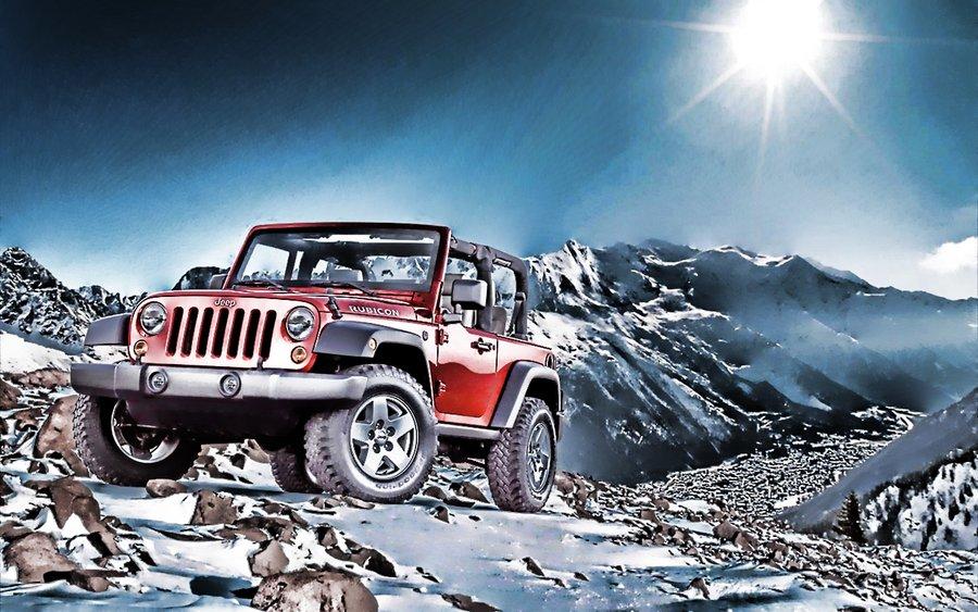 Jeep Wallpaper HD by Lazo Ironman 900x563