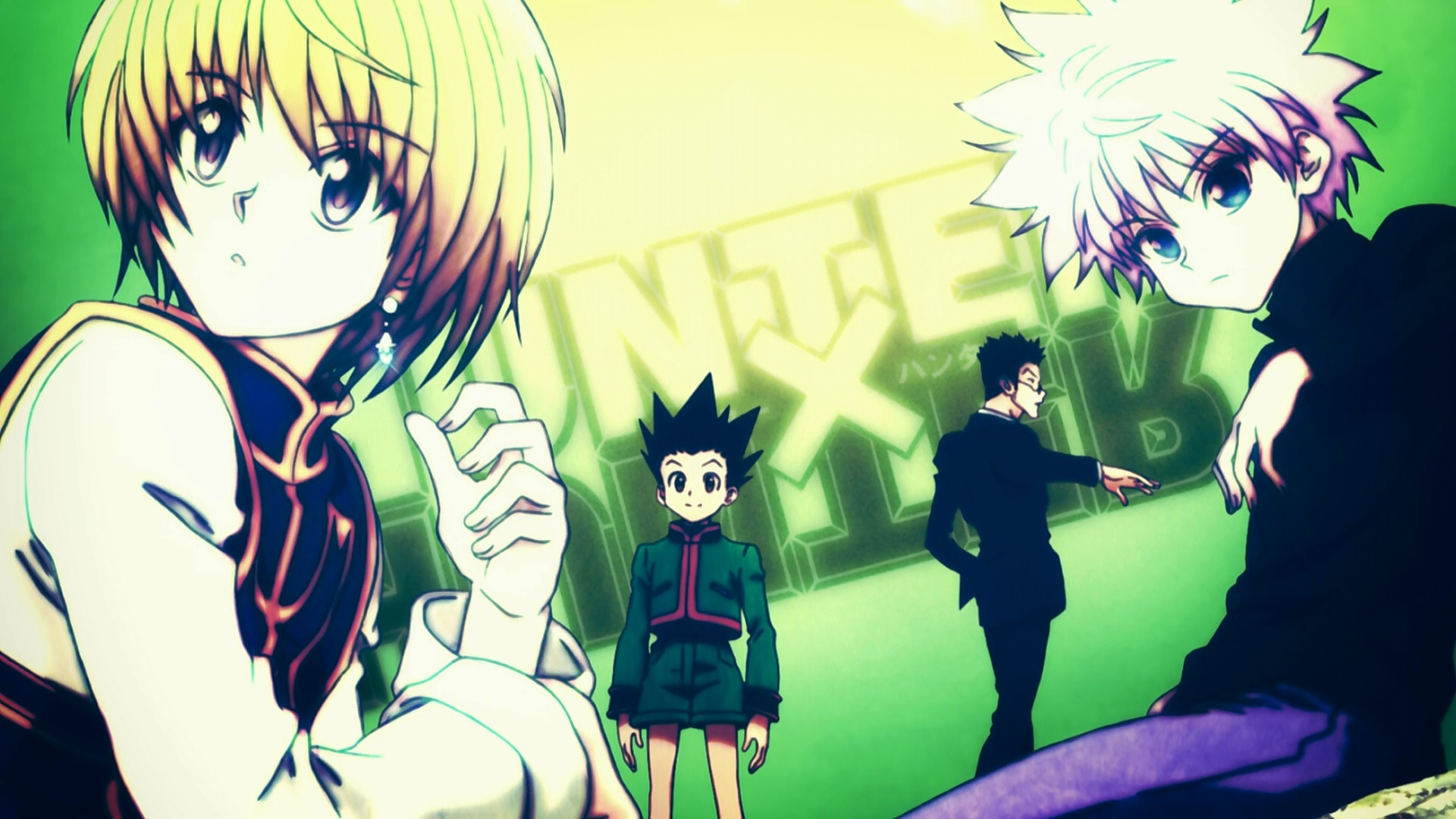 Free Download Hunter X Hunter 2011 Review 2011 14 Spoilers
