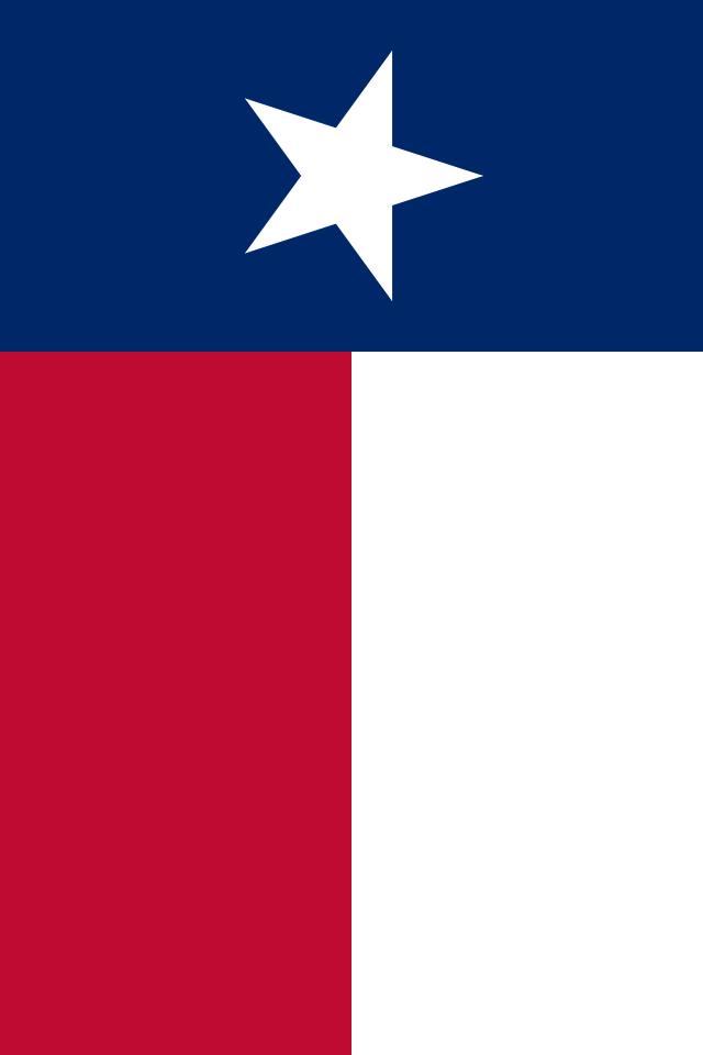 Texas Wallpaper 640x960