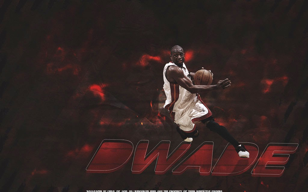 Wallpapers Dwyane Wade NBA HD   Fondos De pantallasWallpaper 1024x640