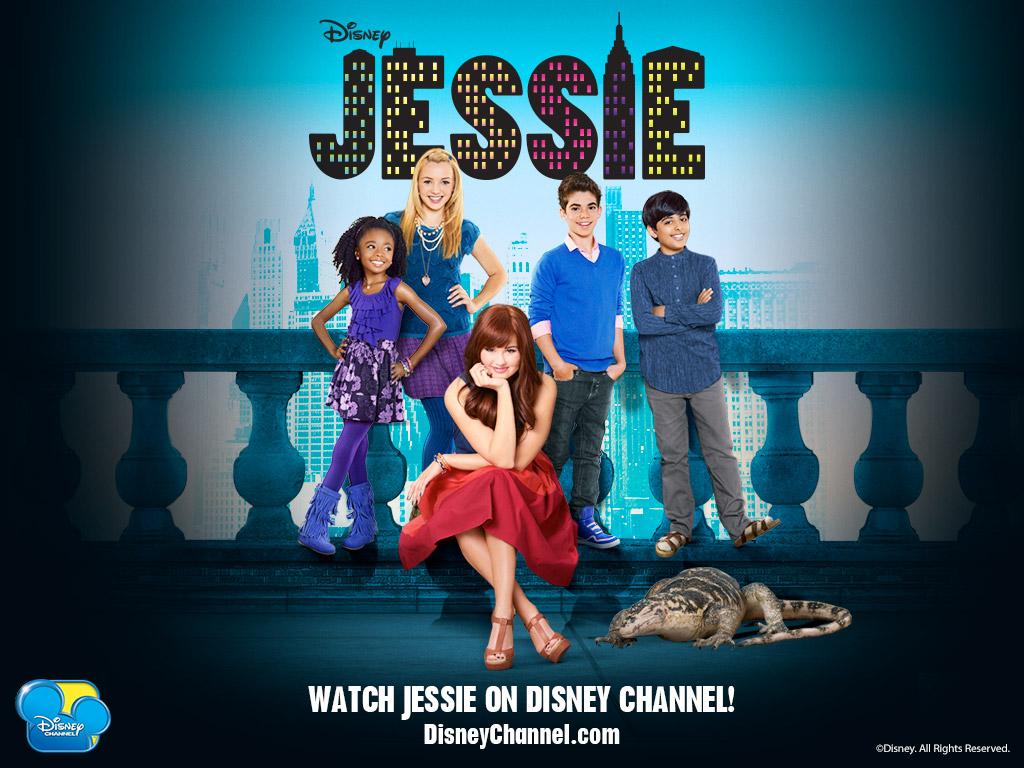Tele Nick Disney wallpaper de jessie 2 temporada 1024x768