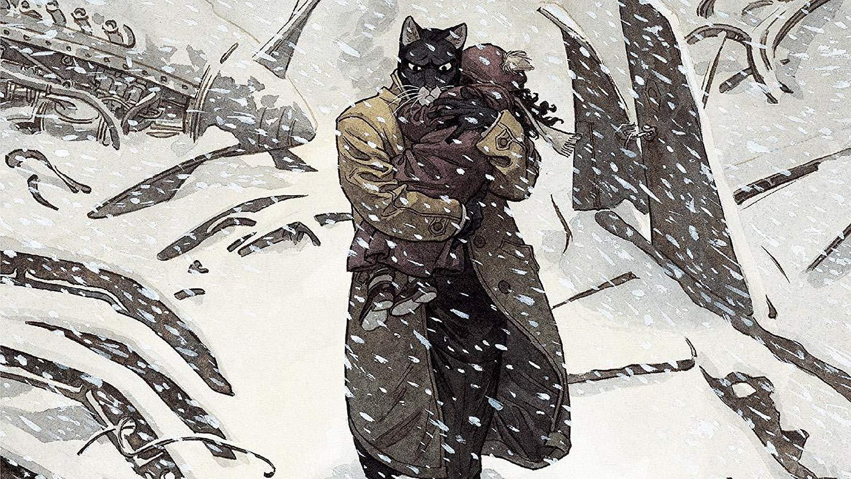 Posterhouzz Comics Blacksad John Blacksad HD Wallpaper Background 1500x844