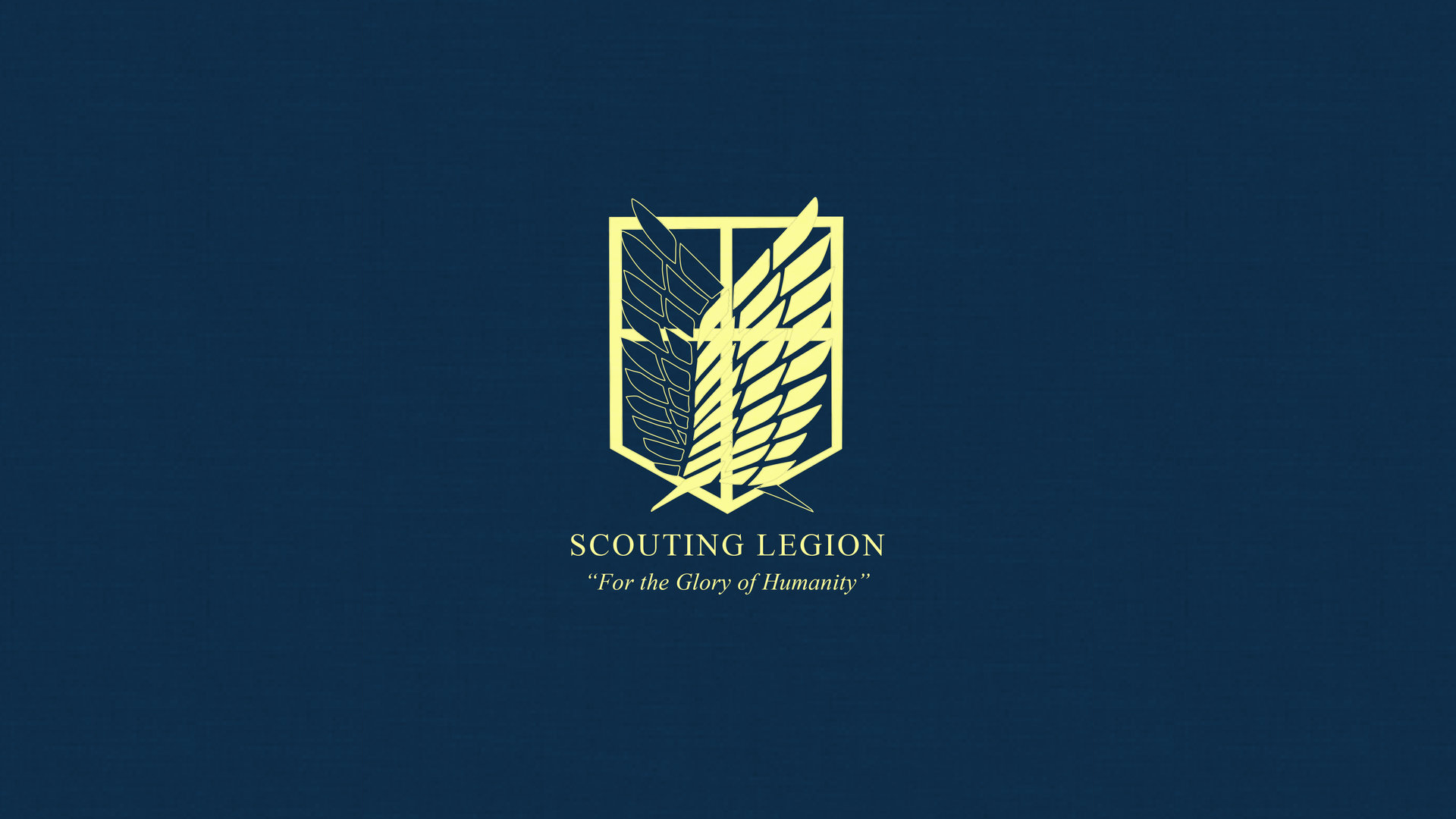 Attack on Titan Scouting Legion Wallpaper by Imxset21 1920x1080