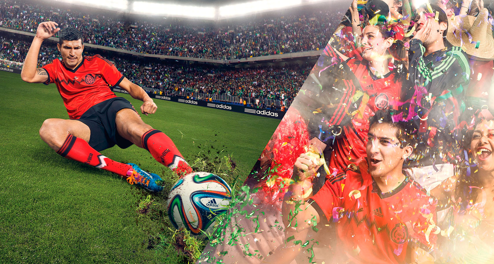 Mexican Soccer Team 1 adidas barrida team mexico 1708x914