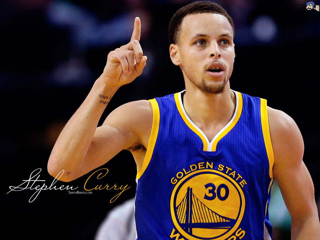 Stephen Curry 1024x768