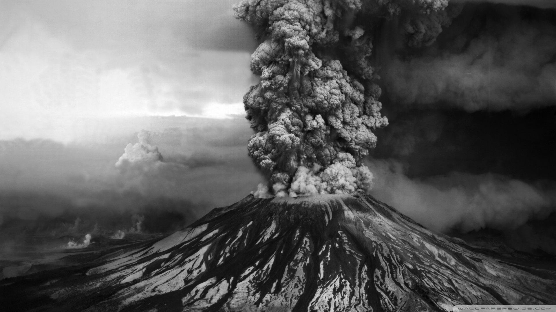 Volcanic Eruption Wallpaper 1920x1080 Volcanic Eruption 1920x1080