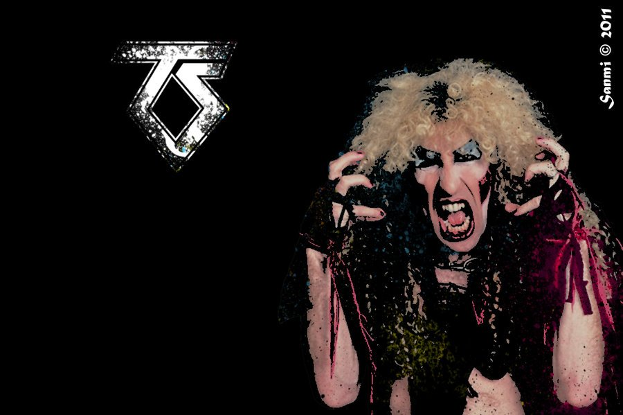 twisted sister wallpaper by sanmi 900x599