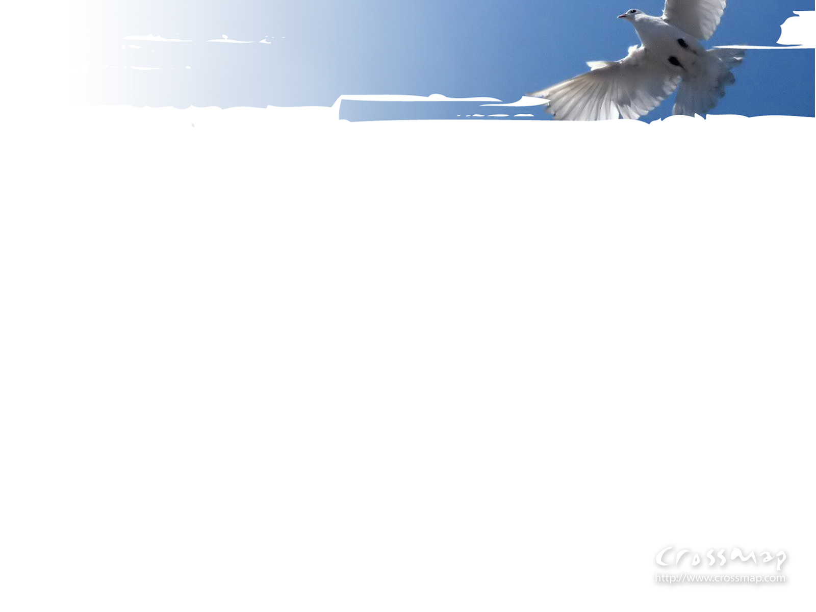Holy Spirit Dove 3 Crossmap 1600x1200