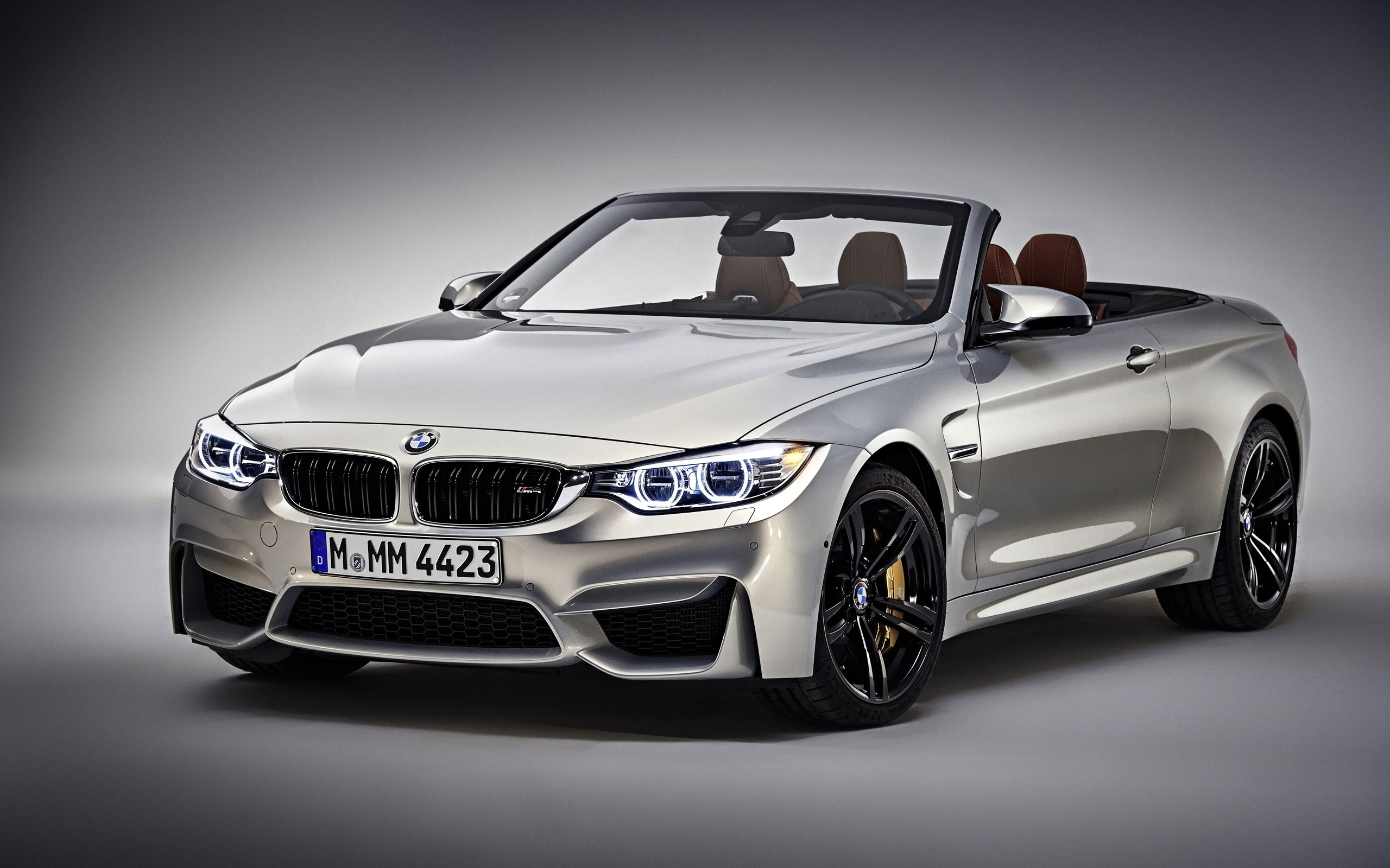 2015 BMW M4 Convertible Wallpaper HD Car Wallpapers 2560x1600