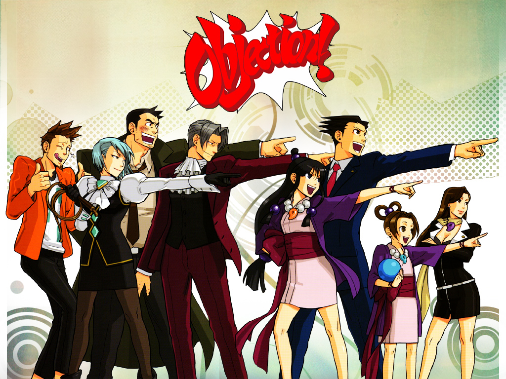 Free Download Phoenix Wright Ace Attorney Wallpaper Normal 1024x768 For Your Desktop Mobile Tablet Explore 50 Phoenix Wright Ace Attorney Wallpaper Phoenix Wright Ace Attorney Wallpaper Phoenix Wright Ace