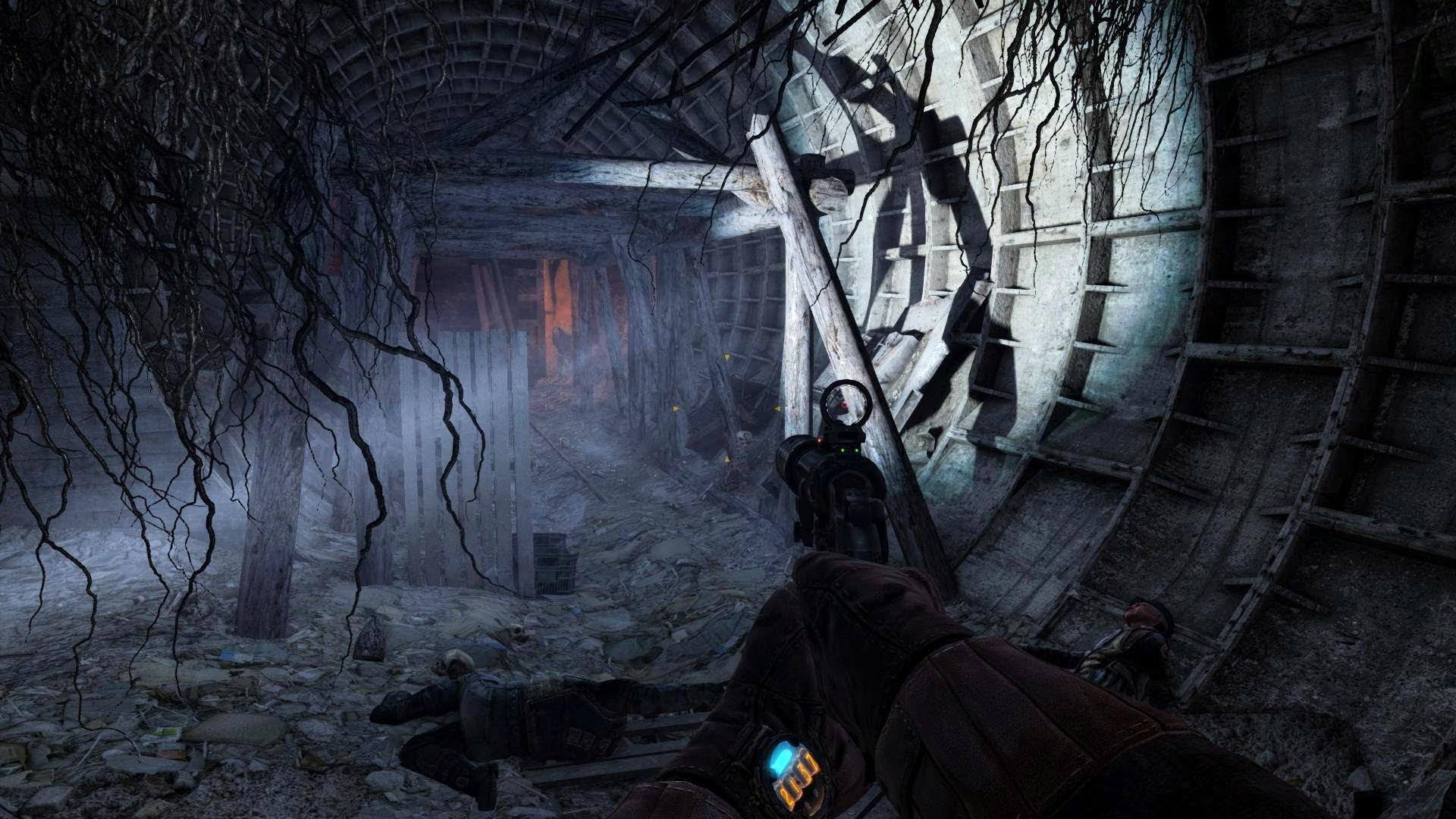 Free Download Metro Last Light Wallpapers Wallpaperdeck 1920x1080