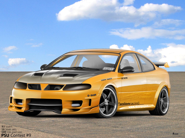 Pontiac GTO STinger Concept by FuseEST 1500x1125