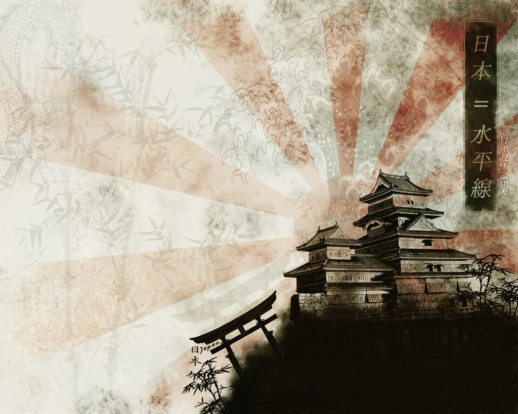Japanese Prints Wallpaper Images Pictures   Becuo 1024x819