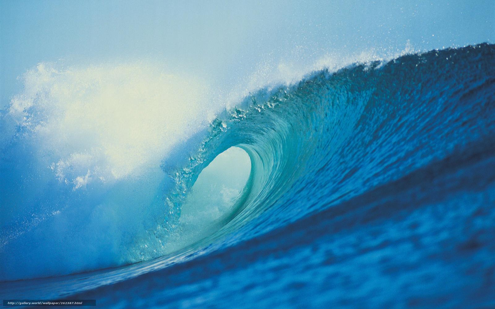 Wave Wallpaper High Resolution Free Ocean Waves Wallp...