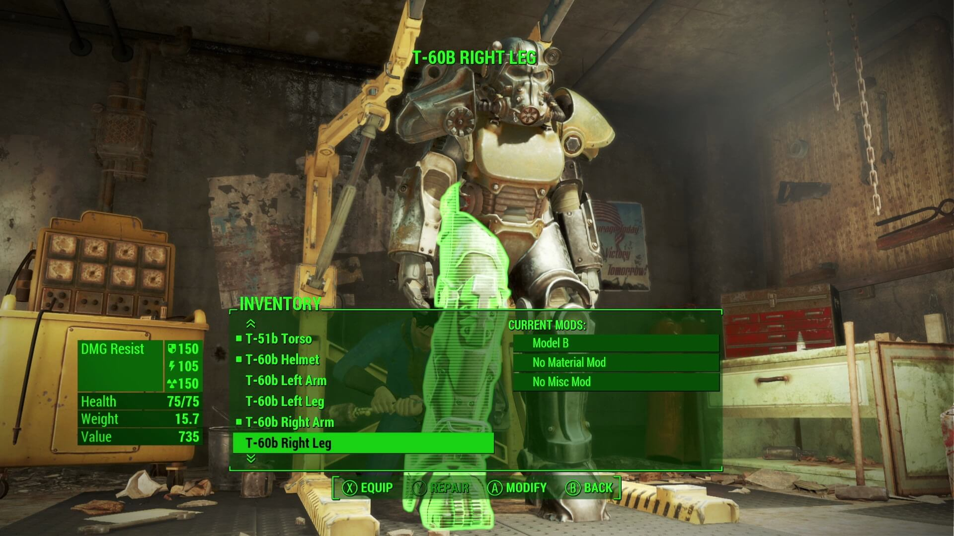 Free download Fallout 4 Power Armor Mod [1920x1080] for your